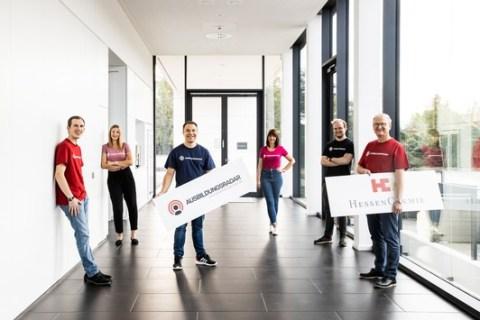 Empfehlen ist besser als absagen! / Praktikumsjahr & Arbeitgeberverband HessenChemie haben Talentsharing-Plattform Ausbildungsradar entwickelt