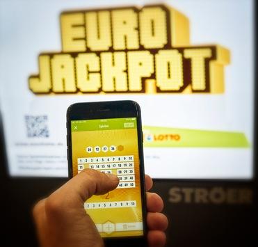Höchster Eurojackpotgewinn in Niedersachsen