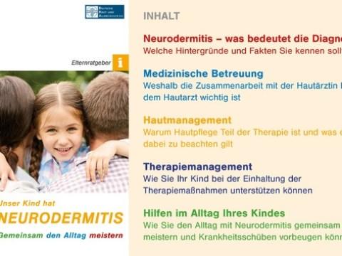 Neuer Ratgeber für Eltern von Neurodermitis-Kids: Gemeinsam den Alltag meistern