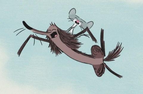 """""""Stinki Stinkehund"""": Neue SWR Animationsserie bei KiKA"""