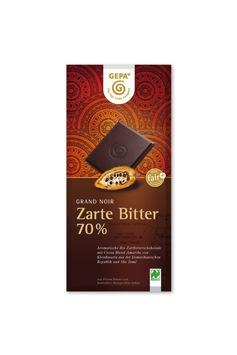 """Stiftung Warentest: """"Gut"""" für """"Grand Noir Zarte Bitter 70%"""""""