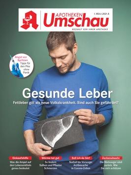 """Fettleber: Strategien für ein """"lebergesundes"""" Leben"""