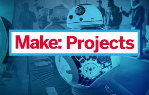 Neue Plattform für die Maker-Community / Make Projects startet mit einem Wettbewerb