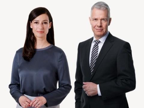 #dreamteam: Pinar Atalay & Peter Kloeppel moderieren erstes Wahl-Triell / Pinar Atalay wechselt exklusiv zu RTL