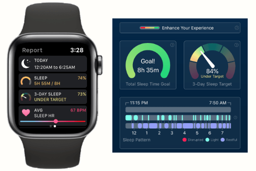 what s the best sleep tracking app we
