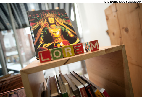 Lorem Impsum Books in the Phoenix