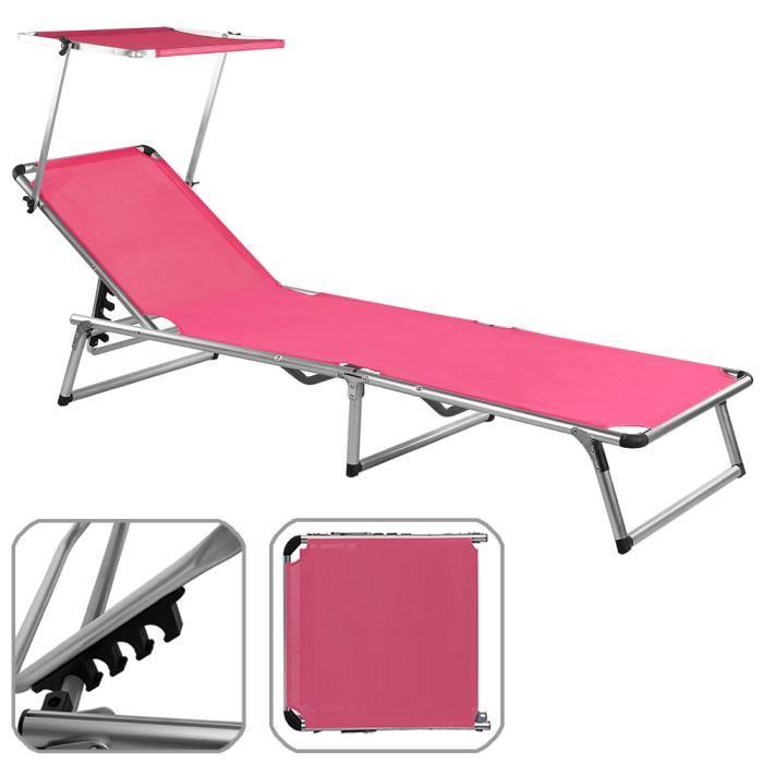 chaise longue pliante topiwall