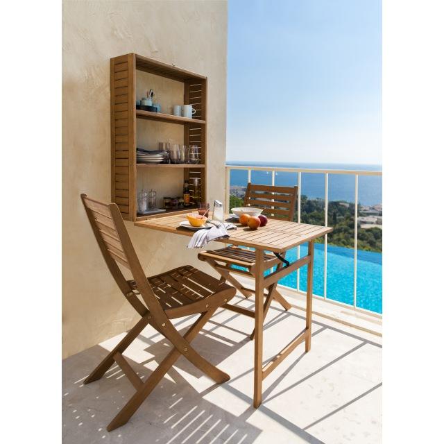 Table Rabattable Balcon TopiWall