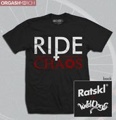 Image of RIDE + CHAOS T-Shirt