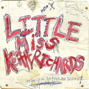 Image of John Wesley Coleman III - Little Miss Keith Richards LP