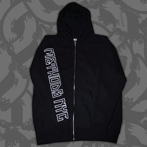 Image of The Barcode Hoodie