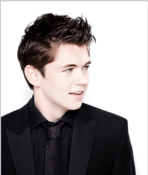 Image of Damian McGinty A3 Poster (PERSONALLY SIGNED **ONLY 50 COPIES**)