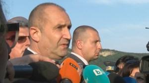 Радев: Новият кабинет отговаря на високите очаквания на българите (Видео)