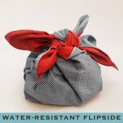 Image of Red Wolf Lunch Wrap Set (+ Napkin)