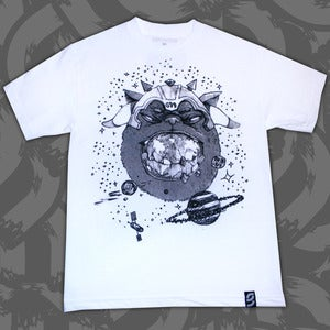 Image of The Boris Tee White