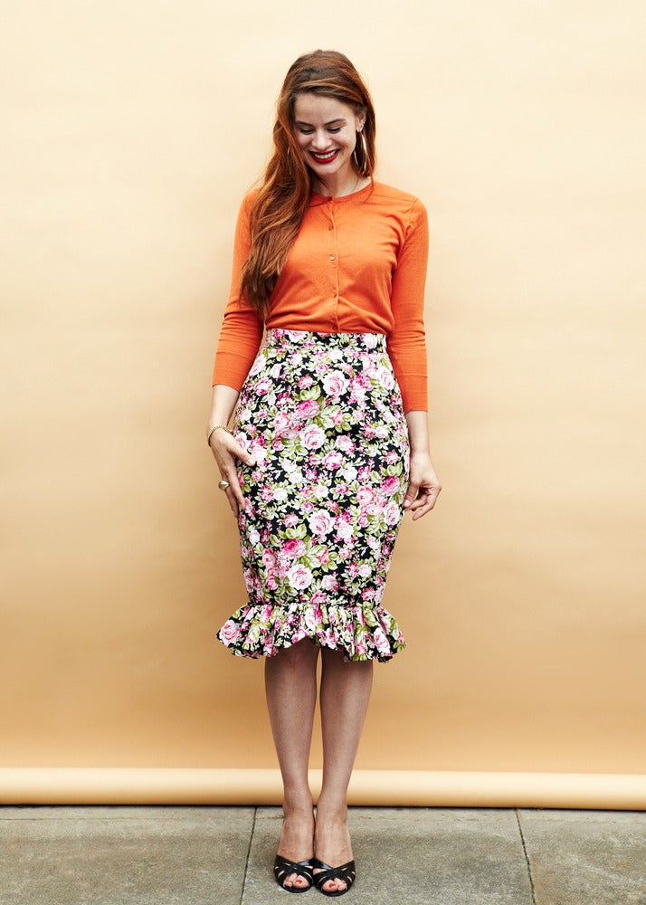 Charlotte Floral - so cute!