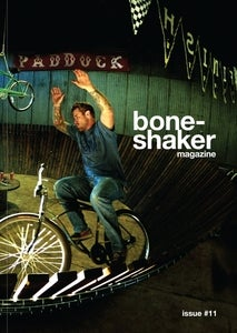 Image of Boneshaker issue 11 - available now! (ignore the 'coming soon')