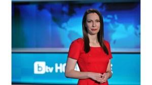 Мария Ванкова стана водеща на късното новинарско предаване на bTV от тази вечер