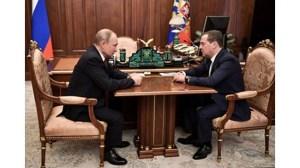 Путин обяви петте най-добри кандидати за изборите.  Медведев не е сред тях (Видео)