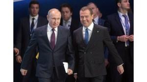Защо Путин се отнасяше с Медведев като с Живков и го спря като глава на Думата