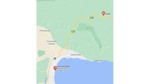 Трима ранени при пътен инцидент на участъка Слънчев бряг – Баня (обновен)
