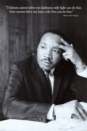 Image result for mlk jr quotes stick to love