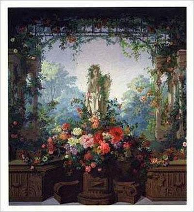 Garden of Armida Impressão artística