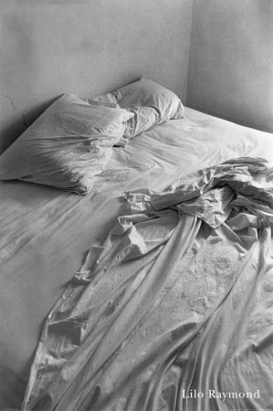 """Unmade Bed"" Print"