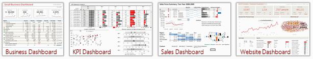 Excel School Dashboards