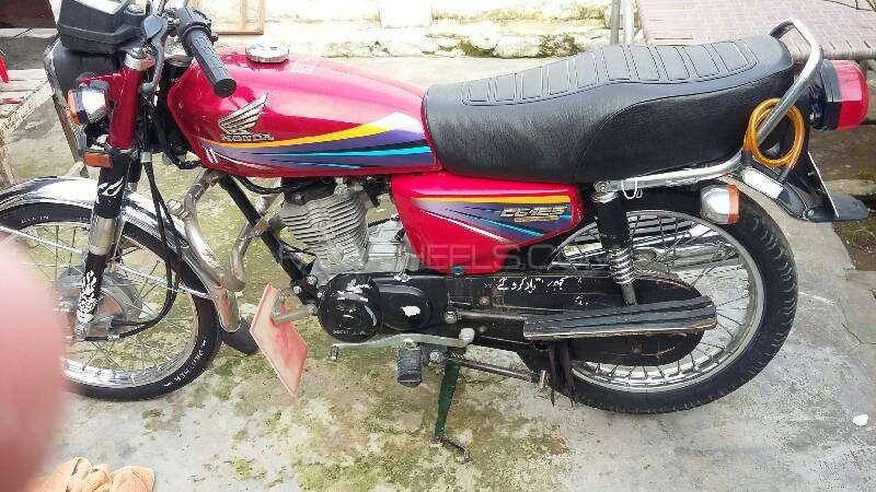 Honda CG 125 2011 Of Ateebkhan001212