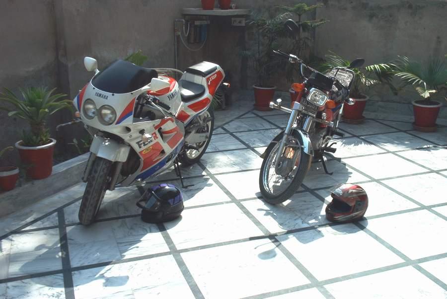 Honda CG 125 2003 Of 7thgear - Member Ride 15544