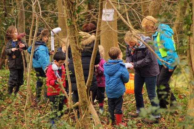 Image: The Woodland Trust