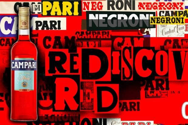 This year's #RediscoverRed event will shine the spotlight on the Negroni