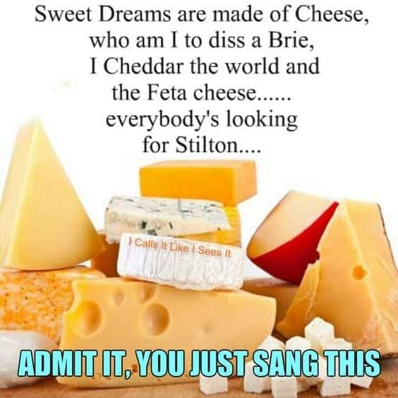 Cheese Parody