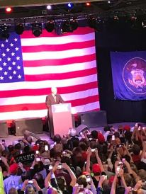 Governor Pence at the Trump/Pence Rally in Salt Lake City