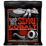 Ernie Ball Cobalt Skinny Top Heavy Bottom Electric Guitar Strings (10-52)