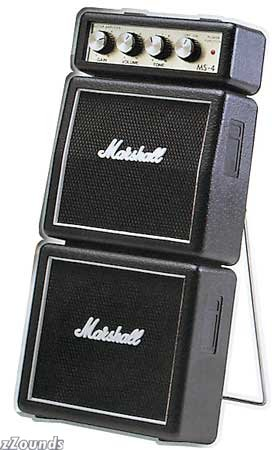 Marshall MS4 mini stack