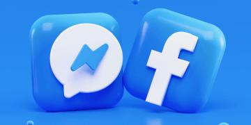 Facebook-facebook-messenger logos