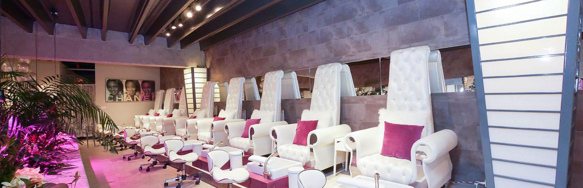 Charlotte Nc South End Cachet Nail Boutique Luxury Salon