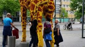 lego giraffe