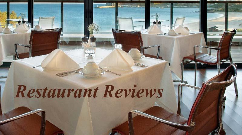 Restaurant reviews in Logan Utah