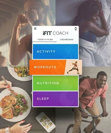 Life's Better with a Coach–Announcing iFit Coach®, The First Ever Smart Health Hub for Personalized Exercise, Nutrition, Activity and Sleep