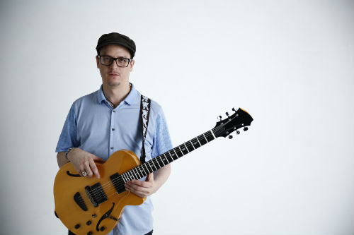 Jazz Guitar Virtuoso Kurt Rosenwinkel to Perform at USU