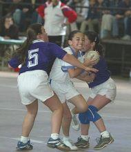 Balonmano infantil femenino