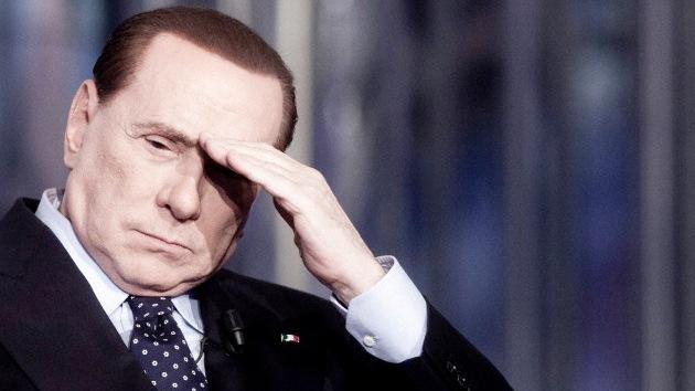 Condenan a Berlusconi a un año de prisión