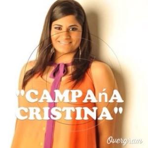 Campaña Cristina QUE HORAS SON ESTAS DE LLEGAR; Bases del Concurso