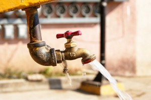 Agua potable.