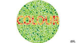 Las cartas de Ishihara se utilizan para diagnosticar daltonismo.