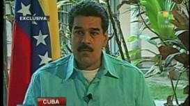 Nicolas Maduro vice-presidente de Venezuela