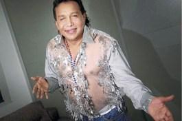 Murió el cantante vallenato Diomedes Díaz